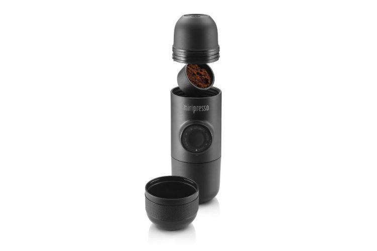 MiniPresso GR Espresso Maker Review