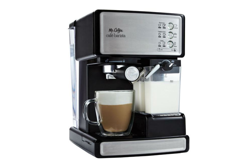 Mr. Coffee ECMP1000 Café Barista Premium Espresso/Cappuccino System Review