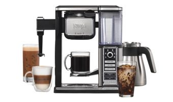 Ninja Coffee Bar Single-Serve System with Built-In Frother (CF112) Review