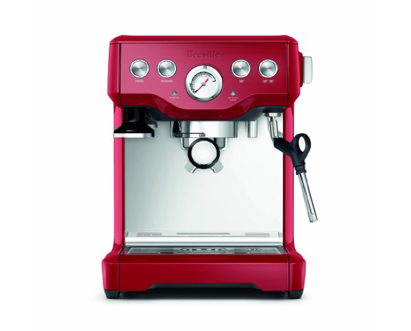 Breville-BES840CBXL-The-Infuser-Espresso-Machine-Cranberry-Red
