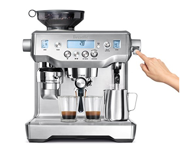 Breville-BES980XL-Oracle-Espresso-Machine-Silver