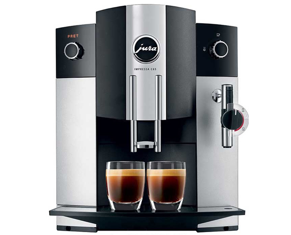 Jura-IMPRESSA-C65-Automatic-Coffee-Machine-Platinum