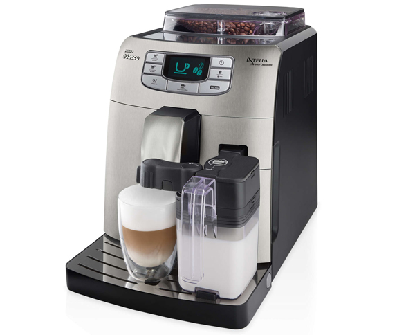 Saeco-Philips-Intelia-Deluxe-Espresso-Machine-Silver