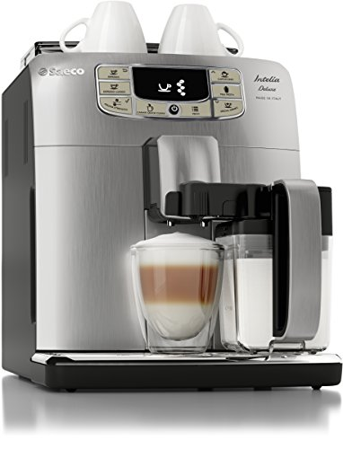 Saeco Philips Intelia Deluxe Espresso Machine