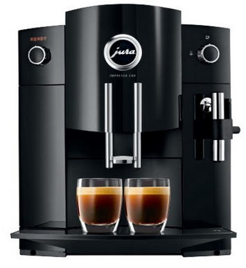 Jura Impressa C60 Automatic Coffee Center Review